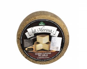 la merina queso curado oveja