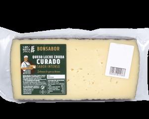queso leche cruda curado bonsabor