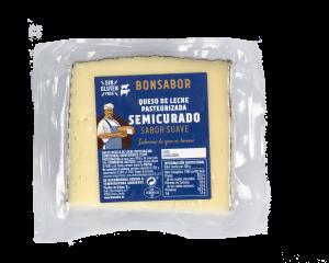queso leche pasteurizada curado bonsabor